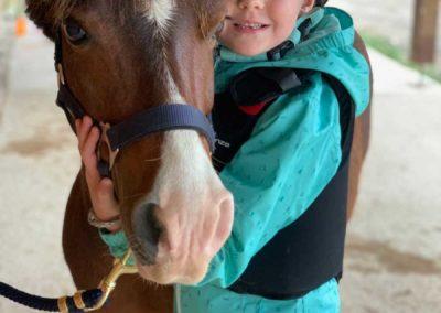 Le baby-poney au Centre équestre Écurie de la Serre... Que du bonheur !